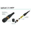 Camplex CMX-OCMTPS24-050 OpticalCON MTP/MTP Singlemode APC 24 Fiber Field Cable  - 50 Meters