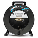 Camplex CMX-TACNGO-3GTR 3G-SDI to Fiber Optic Converter/Extender & Tactical Cable Reel System - 1000 Foot
