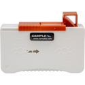 Camplex CMX-TL-1101 Cassette Dry Tape Cleaner for Fiber Optic Connectors - White