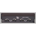 Coleman Audio MBP4 Quad Rack Audio VU Meter System for Balanced XLR Audio