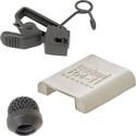 Sanken COS-11D-BP Omni-Directional Miniature Electret Lav Mic White