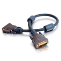 10m SonicWave DVI-D Dual Link CL2-Rated Digital Video Cable (32.8ft)