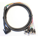Matrox Imaging DBHD-44-TO-13BNC 7 Ft Or 2.13M Cable With 6 SVHS To BNC Adaptors