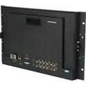 Delvcam DELV-3GHD-17RM 17.3-Inch High Resolution 3G-SDI - HDMI Rackmount LCD Monitor