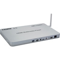Delvcam DELV-4KMP110 4K 2.2 GHz 8-core GPU Digital Media Player with 10 HDMI Outputs - Bstock (Used)