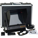 Delvcam  9.7 inch SDI Monitor With Dual HDMI Input and 1 HDMI Output