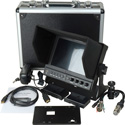 Delvcam DELV-WFORM-7 7 Inch Camera-top Monitor with Video Waveform