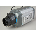 High Resolution CCD Camera with Lens and Mounting Bracket B-Stock