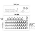 DNF Controls USP3-SBX-VSS Shot Box for the Christie Digital Spyder System