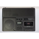 Eiki 8080A Digital/Analog Classroom Audio Center CD/Cassette Player