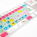 Editors Keys FCPX-APL-01 Dedicated Final Cut Pro X Keyboard