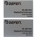 Gefen EXT-DP-4k600-1SC 4K 600MHz Displayport Extender Over One Fiber