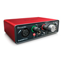 Focusrite Scarlett Solo - Compact USB Audio Interface w / Preamp