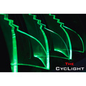 FloLight Cyclight Single Fixture LED Light for Greenscreen Shooting