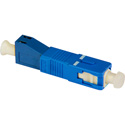 Camplex FOA-LCF-SCM LC Female to SC Male Singlemode Simplex Hybrid Adapter - Non-Flanged