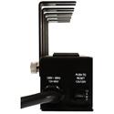 Furman PlugLock Circuit-Breaker Protected Locking Outlet Strip