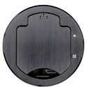 FSR T3-IPS-1B-BLK Table Box - 1 Button & 1 LED