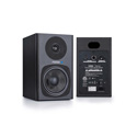Fostex PM0.4D Digital 4 Inch 2-Way Studio Monitors - Gray (Priced/Pair)