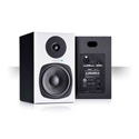 Fostex PM0.5D Digital 5 Inch 2-Way Studio Monitor - White (Priced/Pair)