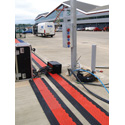 Guard Dog GD5X125 5-CH. Cable Protector w/Orange Lid & Black Ramp 3 Ft