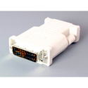 Gefen ADA-DVI-VGADVI Dual Male to 1 DVI-I Dual Link F and 1 VGAF Y Cable