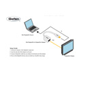 Gefen ADA-MDP-2-DPFN  Mini-DisplayPort to DisplayPort Adapter