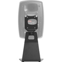Genelec 8000-323B L-shape Table Speaker Stand for 4030 - Black Finish