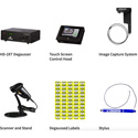 Garner HD-2XT IRONCLAD Erasure Verification System and High-Speed Degausser