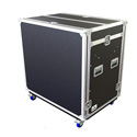 Grundorf COMBO-D12 12sp. Double Wide Combo Case