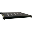 Gator Rackworks GRW-SHELF1SLD Sliding Shelf - 13.8 Inch Deep - 1U