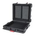 Gator GTSA-MIX203008 ATA TSA Molded Mixer Case; 20x30x8 Inch