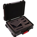 Gator GXDF-1116-5-TSA Utility Case TSA Latches Diced Foam 11x16x6in