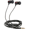 Galaxy Audio EB4 In Ear Stereo Monitoring Headphones