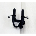 Double Mic Clip for SANKEN COS11L 10 pack