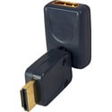 Connectronics HDMI Male to Female Swivel Adapter w/Gold Contacts
