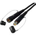 Camplex LEMO FUW-PUW Outside Broadcast SMPTE Fiber Camera Cable - 25 Foot