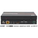 Hall Research UHB-SW2 Auto-Switching HDMI - VGA and USB Extension System