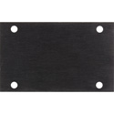 Camplex HYMOD-1R10 Blank Module Panel for HYMOD 1RU Frame Kit
