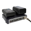 IDX VL-2000S 2-Channel Simultaneous Quick Charger with LIFE PLUS Mode