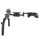 ikan ELE-P-CSRFF Elements Plus Complete 15mm Shoulder Rig w/ Follow Focus