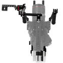 ikan STRATUS Cine Shoulder Rig System with 15mm Rods - Offset Weight - Handgrips - EVF Holder - Manfrotto Baseplate