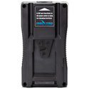 IndiPro Tools PD95S 95Wh V-Mount Li-Ion Battery with Power LED Gauge