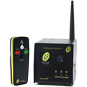 Interspace Industries MC3-L3 TFC MicroCue3 3 USB Twin Pro Kit - 2 x 3-Button Laser Handsets