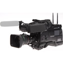 JVC GY-HC900F20 Connected Cam Full HD Broadcast Camcorder with Three 2/3-inch CMOS Sensors and Fujinon 20x Zoom Lens