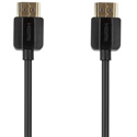 KanexPro CBL-HDMICERTSS3FT SuperSlim Premium High Speed Certified HDMI Cable - 3 Foot