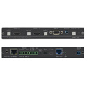 Kramer DIP-20 4K UHD HDMI & VGA with Ethernet/ Bidirectional RS-232/ IR & Stereo Audio over HDBaseT Transmitter