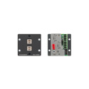 Kramer RC-5B2 Wall Plate Insert - 2 Button Auxiliary Control Panel