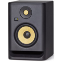 KRK RP7 G4 Powered Studio Reference Audio Monitor with 7 Inch Driver - Each