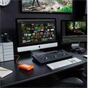 LaCie STEV1000400 Thunderbolt USB 3.0 1TB Rugged External Mobile Hard Drive