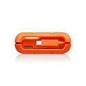 LaCie STFA4000400 Rugged 4 TB Installed HDD Capacity - Thunderbolt - USB 3.0 Portable Hard Drive
